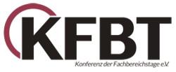 der Konferenz der Fachbereichstage (KFBT) e. V.